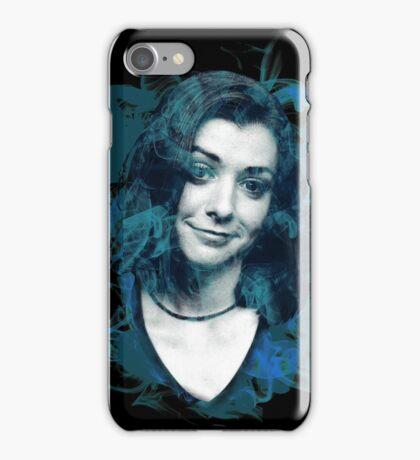 Splatter Willow iPhone Case/Skin
