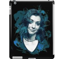Splatter Willow iPad Case/Skin