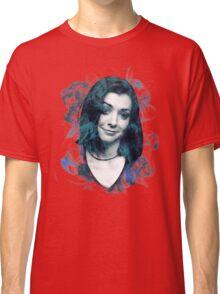 Splatter Willow Classic T-Shirt