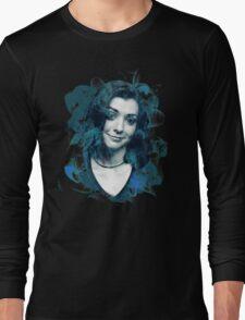 Splatter Willow Long Sleeve T-Shirt