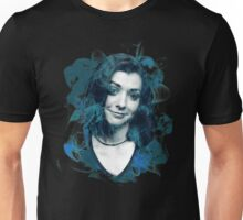 Splatter Willow Unisex T-Shirt