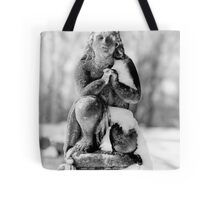Grave of Sally White Tote Bag