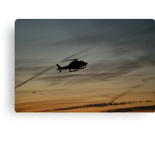 HELIcopter 002 Canvas Print