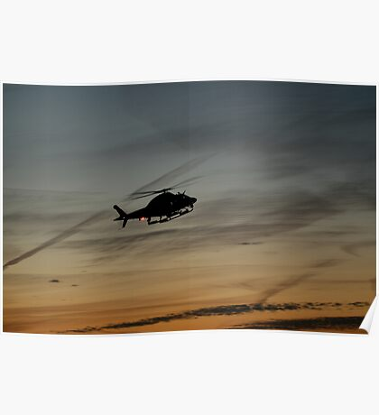 HELIcopter 002 Poster