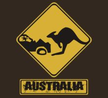 Kangaroo vs. Car by Colin Tobin