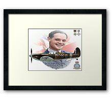Douglas Robert S. Bader Framed Print