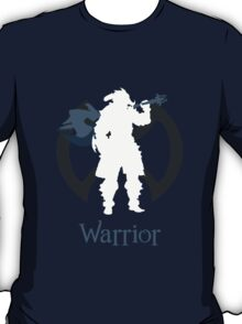 Warrior - Final Fantasy XIV [black] T-Shirt