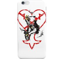 Kingdom Hearts v1 iPhone Case/Skin
