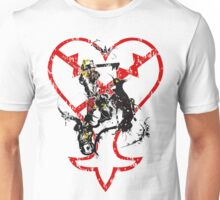Kingdom Hearts v1 Unisex T-Shirt