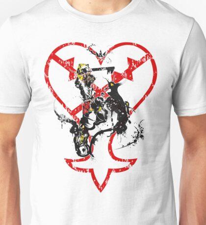 Kingdom Hearts v1 Unisex T-Shirt