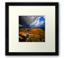 Andalusia for ever Framed Print