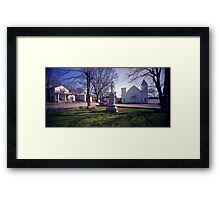Mulberry Tennessee Framed Print