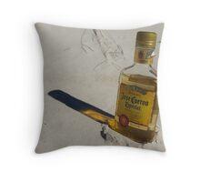 Viva Cuervo Throw Pillow