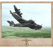 Bristol Beaufighter Mk X Photographic Print