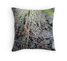 REDREAMING DROPS Throw Pillow