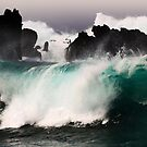 Rough Seas by Hertsman