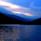 Evening Loch by Puffling