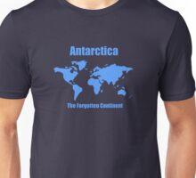 Antarctica The Forgotten Continent Unisex T-Shirt