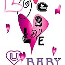 Love to love you baby by Nicholas Averre