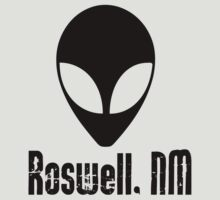 Alien Invasion, Roswell, New Mexico, NM 3 by Ryan Houston