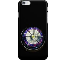 A Dazzling Stained Glass Jewel Emerging From the Darkness iPhone Case/Skin
