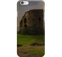 Dolbadarn Castle Sunrise.  iPhone Case/Skin