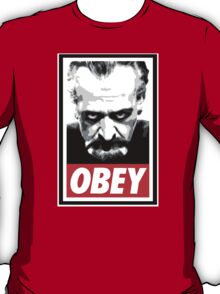 Obey Your Master! T-Shirt