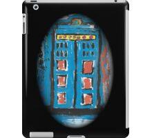 Impression of The TARDIS  h iPad Case/Skin