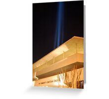 The Steeple of Light Greeting Card
