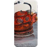 Earl Grey Tea at Deep Water Point iPhone Case/Skin