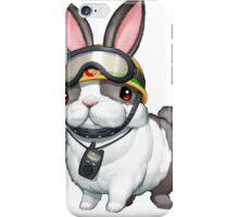 Rescue Rabbit Shirt iPhone Case/Skin