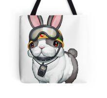 Rescue Rabbit Shirt Tote Bag