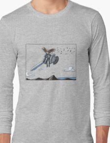 The Pursuer Long Sleeve T-Shirt