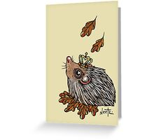 Prickles Greeting Card