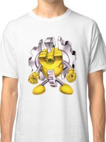 Yellow Gadget Shirt Classic T-Shirt