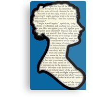 Jane Austen - Pride and Prejudice Metal Print