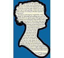 Jane Austen - Pride and Prejudice Photographic Print