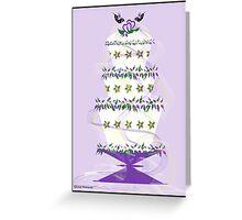 The Wedding Cake Greeting Card