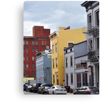 Cincinnati buildings Canvas Print