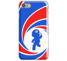 Super Mario Bond iPhone Case/Skin
