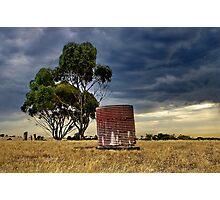 """Storm Over Charlemont"" Photographic Print"