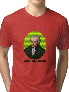 Kant Tri-blend T-Shirt