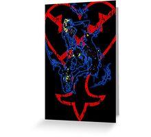 Kingdom Hearts v3 Greeting Card