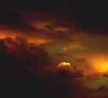 Sunset Over Okanogan Mountain Park by Gregory Ewanowich
