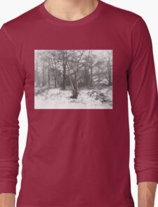 SNOW SCENE 7 Long Sleeve T-Shirt