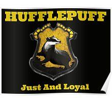 Hufflepuff Poster