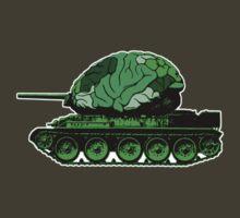 Think Tank by nofrillsart