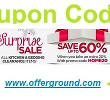 Coupon Codes - Offerground.com by offergroundcom