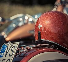 Red Helmet by TheTintti