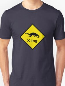 Dinosaur Crossing T-Shirt